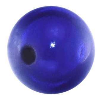 Magic / Miracle bead, 16mm, royal-blau royal-blau