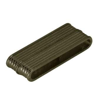 Magnetverschluss, 37mm, Loch-Ø 34X4mm, bronzefarben bronzefarben, 37mm