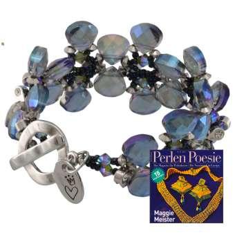 Anleitung Perlen Poesie Armband