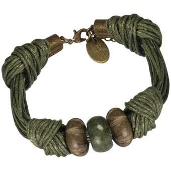 Knoten Armband, Designset mit Bastelanleitung
