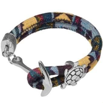 Armband mit Ankerverschluss, Designset mit Bastelanleitung