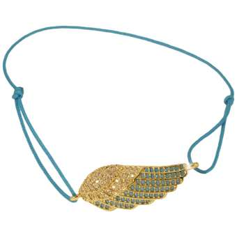 Armband mit Juwelier Flügel, Designset mit Bastelanleitung