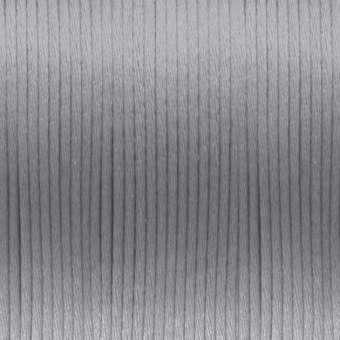 Satinband, (100 cm), 1,5 mm breit, silbergrau silbergrau
