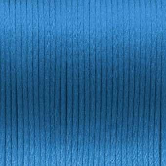 Satinband, 100 cm, 2 mm breit, aquablau aquablau