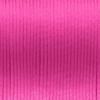 Satinband, 100 cm, 2 mm breit, neonpink neonpink