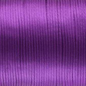 Satinband, (100cm), 2,5mm breit, violett violett