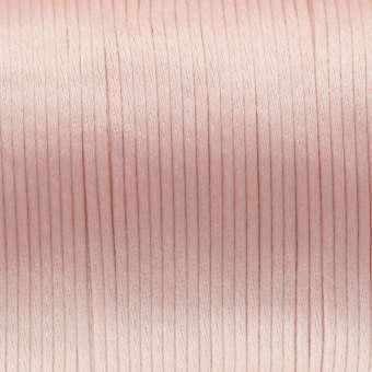 Satinschnur, (100cm), 2,5mm breit, rosa rosa