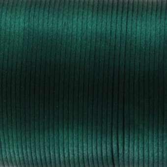 Satinband, 100cm, 2,5mm breit, dunkelgrün dunkelgrün