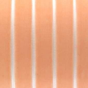 Samtband, 100cm, 12mm breit, rosa-apricot rosa-apricot