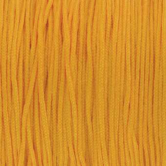 Satinband (100cm), 1mm breit, honigfarben honigfarben