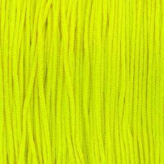 Satinband (100cm), 1mm breit, neongelb neongelb
