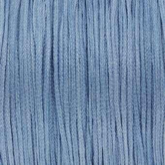 Satinband (100cm), 1mm breit, hellblau hellblau