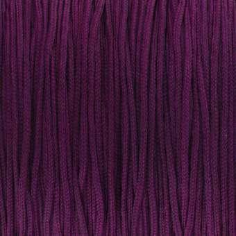 Satinband (100cm), 1mm breit, lila farben lila farben