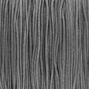 Satinband (100cm), 1mm breit, silberfarben silberfarben