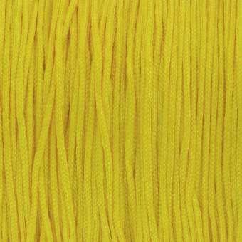 Satinband (100cm), 1mm breit, zitronengelb zitronengelb