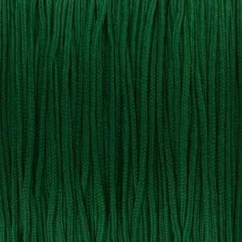 Satinband (100cm), 1mm breit, dunkelgrün dunkelgrün