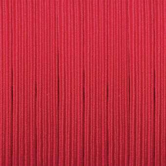 elastisches Band (50cm), 6mm breit X 1mm dick, pink pink