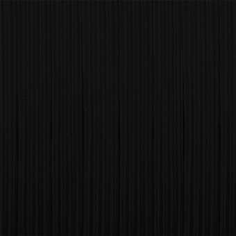 elastisches Band (50cm), 6mm breit X 1mm dick, schwarz schwarz
