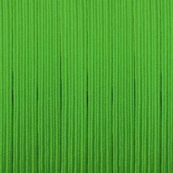 elastisches Band (50cm), 6mm breit X 1mm dick, grün grün