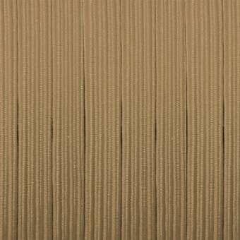 elastisches Band (50cm), 6mm breit X 1mm dick, beige beige