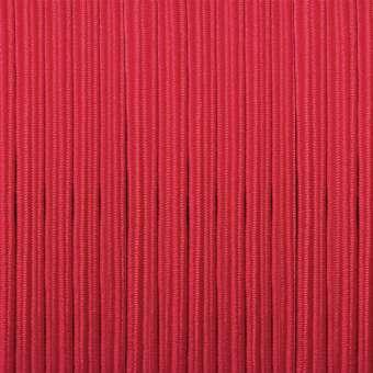 elastisches Band (50cm), 3mm breit X 1mm dick, pink pink