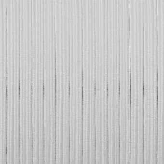 elastisches Band (50cm), 3mm breit X 1mm dick, weiß weiß