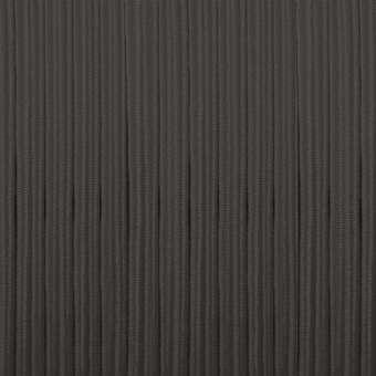 elastisches Band (50cm), 3mm breit X 1mm dick, dunkelgrau dunkelgrau
