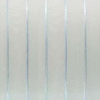 Organzaband, 100cm, 7mm breit, hellblau hellblau