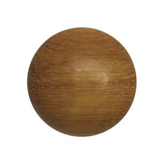 Cabochon (Madre De Cacau Holz), Ø 16 mm, braun Madre De Cacau 16 mm