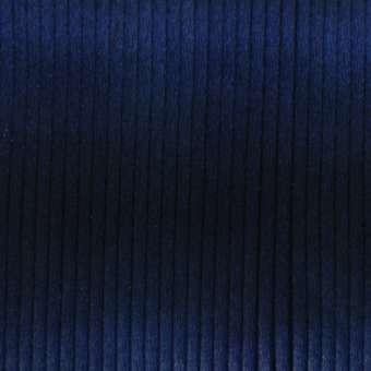 Satinband, 100cm, 2mm breit, marine blau marine blau