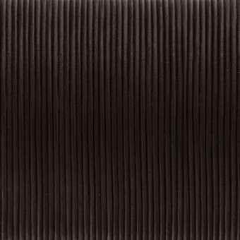 Lederband, 100cm, 1mm breit, dunkelbraun dunkelbraun
