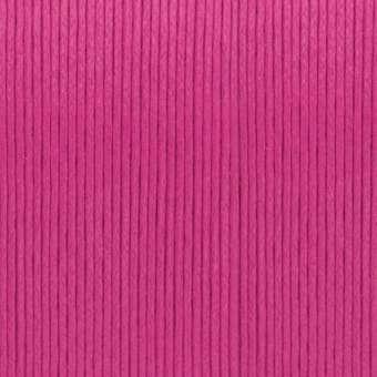 Gewachstes Baumwollband, 1,2mm breit, 100cm, pink pink