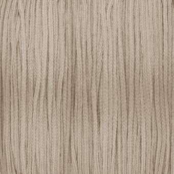 Satinband (100cm), 0,8mm breit, rund, beige beige