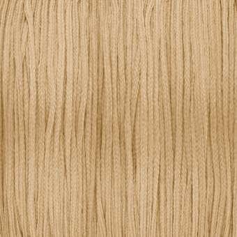 Satinband (100cm), 0,8mm breit, rund, hell ocker hell ocker