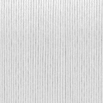 Gewachstes Baumwollband, 1,2mm breit, 100cm, weiß weiß