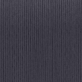 Gewachstes Baumwollband, 1,2mm breit, 100cm, grau grau