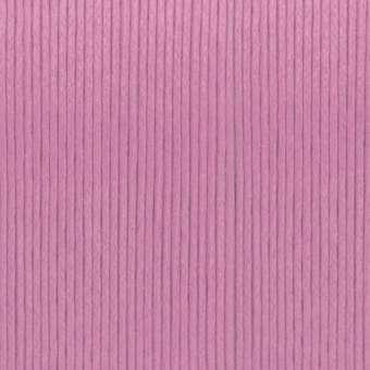 Gewachstes Baumwollband, 1,2mm breit, (100cm), hellrosa hellrosa
