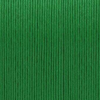 Gewachstes Baumwollband, 1,2mm breit, 100cm, grün grün