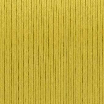 Gewachstes Baumwollband, 1,2mm breit, 100cm, gelb gelb