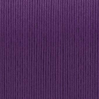 Gewachstes Baumwollband, 1,2mm breit, (100cm), dunkelviolett dunkelviolett