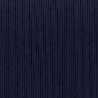Gewachstes Baumwollband, 1,2mm breit, (100cm), dunkelblau dunkelblau
