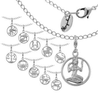 Anleitung Halskette mit Horoskopanhänger