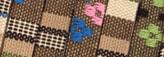 Baumwollbänder gewebt