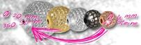 Juwelier und Juwelen Perlen