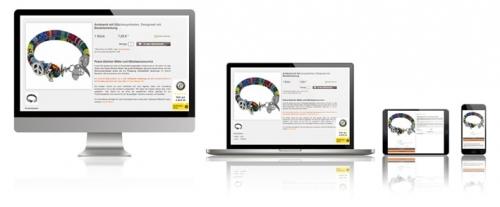 Perlen Online Shop